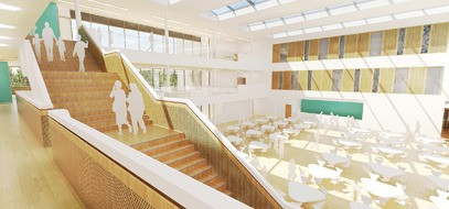 Inverurie Campus - Deanestor's largest school furniture contract to date