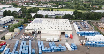 Offsite Solutions manufacturing facility for bathoom pods