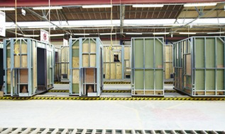 Offsite Solutions - manufacture of steel-framed bathroom pods