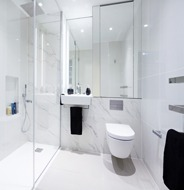Offsite Solutions - bathroom pods for luxury apartments
