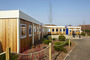 Highly sustainable modular building at Sparsholt College