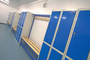 Portaloo modular building sports changing facilities