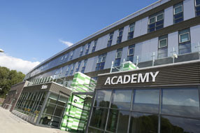 Sirius Academy uses Technal's new low rise facade system