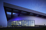 Curtain walling for velodrome