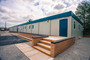 recycled modular buildings for new office accommodation