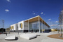 curtain walling for award-winning leisure centre