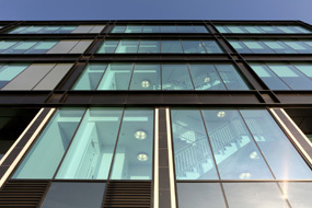 aluminium façades for offices