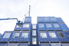 McAvoy installs modular building on site in Romford