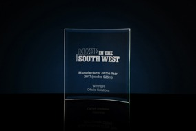 Bathroom pod specialist Offsite Solutions - Manufacturer of the Year Award