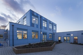 An offsite project to extend a special needs school