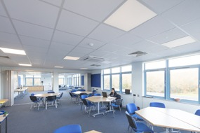 A new teaching training facility built offsite