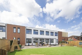 Modular building solution from McAvoy for Ramsgate Primary School