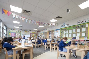 Offsite construction solutions from McAvoy for schools