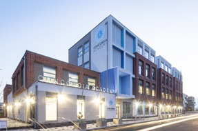 A new primary school academy built offsite by McAvoy